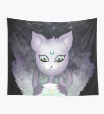 Mystic Miku | Crystal Ball | Close up Wall Tapestry