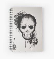 Deathly Spiral Notebook