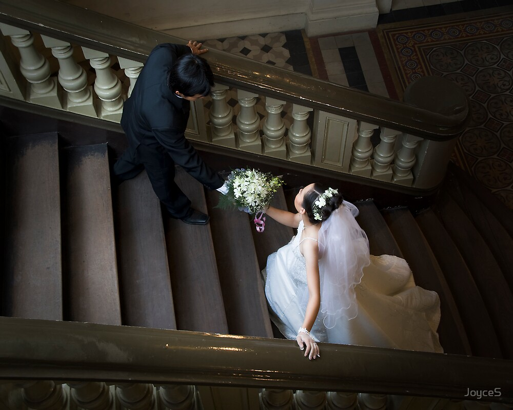 Stairway to Marriage by JoyceS