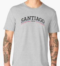 Santiago Chile Men's Premium T-Shirt