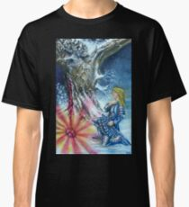 PERCEVAL AND VISION OF THE HOLY GRAIL Classic T-Shirt