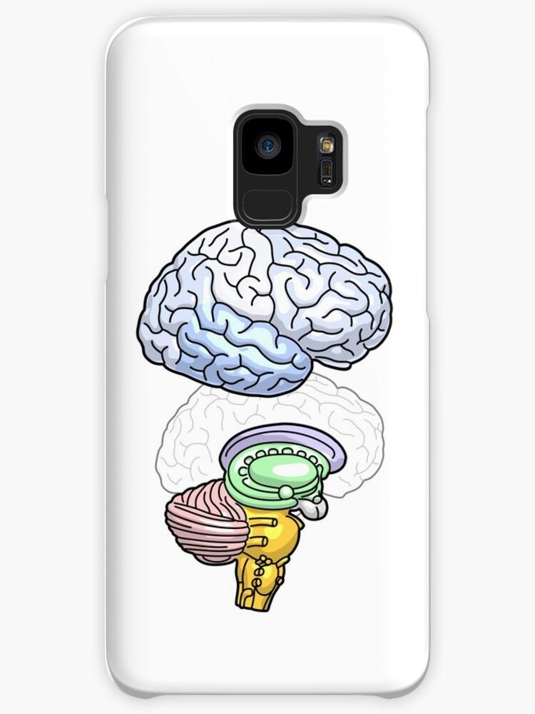 Fundas y vinilos para Samsung Galaxy «Ilustración de la anatomía del ...