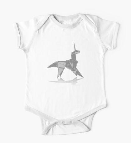Origami Unicorn Kids Clothes