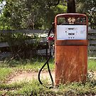 Old fuel stop by loganhille
