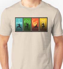 Warframe Elemental Bending Unisex T-Shirt