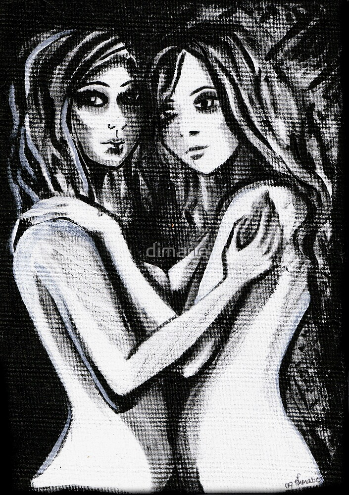 embrace by dimarie