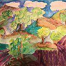 Lavender Dreams  by Dottie Phelps   Visker