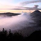 Volcano Landscape by Joeltee
