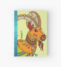 Ibex, from the AlphaPod collection Hardcover Journal