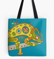 Chameleon, from the AlphaPod collection Tote Bag