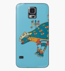 Dinosaur, from the AlphaPod collection Case/Skin for Samsung Galaxy