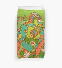 Gorilla, from the AlphaPod collection Duvet Cover