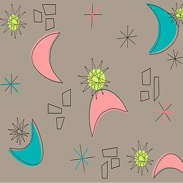 Boomerangs and Starbursts by gailg1957