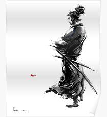 Miyamoto Musashi (Vagabond) Poster