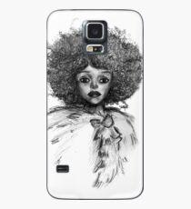 DOLL FACE Case/Skin for Samsung Galaxy