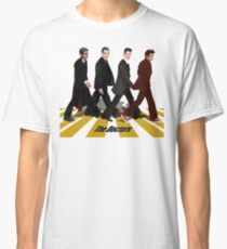 walk together at abbey road Classic T-Shirt