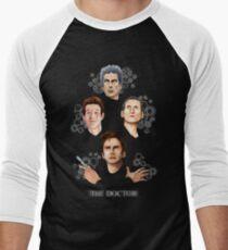 long live the Doctor Men's Baseball ¾ T-Shirt