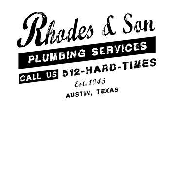 Rhodes & Son by DDTees