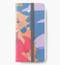 Princess Peach - Grow the F*** Up iPhone Wallet/Case/Skin
