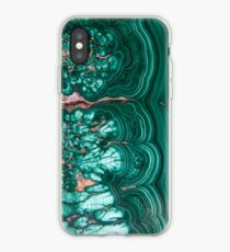 Polished Malachite Slab iPhone / Samsung Galaxy Case iPhone Case