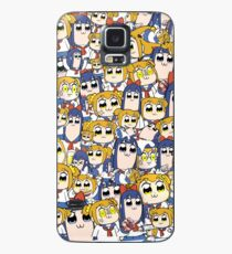 Pop Team Epic - Popuko & Pipimi Collage Case/Skin for Samsung Galaxy