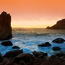 McClure's Beach Sunset by MattGranz
