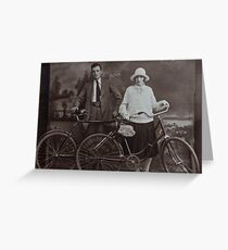 Forgotten silent movie star Daddy Stanley  . The Four Horsemen of the Apocalypse. Tribute to Rudolph Valentino &  Nine Million Bicycles . Katie Melua . by Brown Sugar . Featured** Views 2160.  Greeting Card