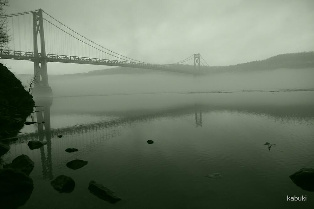 Hudson River by kabuki