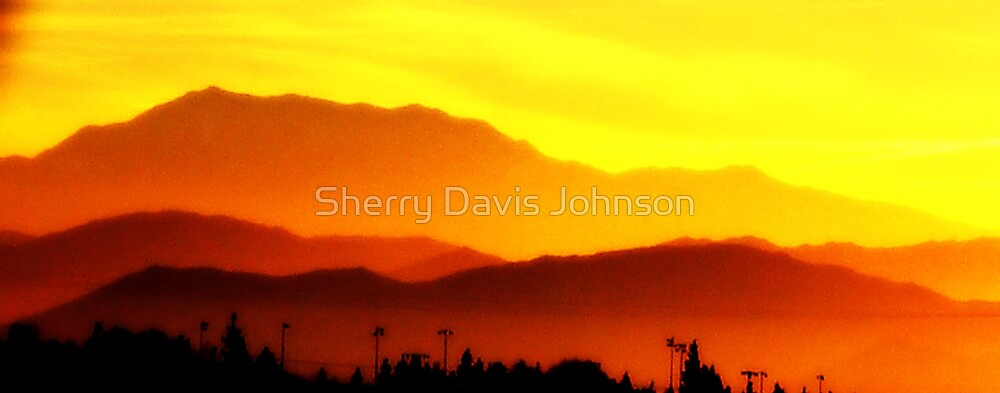 10 Minutes After Sunrise by Sherry Davis Johnson