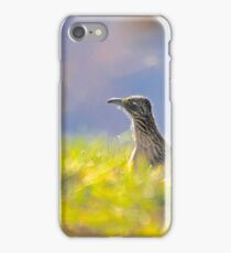 Roadrunner, Out For Lunch iPhone Case/Skin