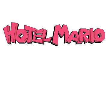 Hotel Mario by DungeonMan