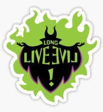Long Live Evil Sticker