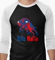 the man bills Men's Baseball ¾ T-Shirt