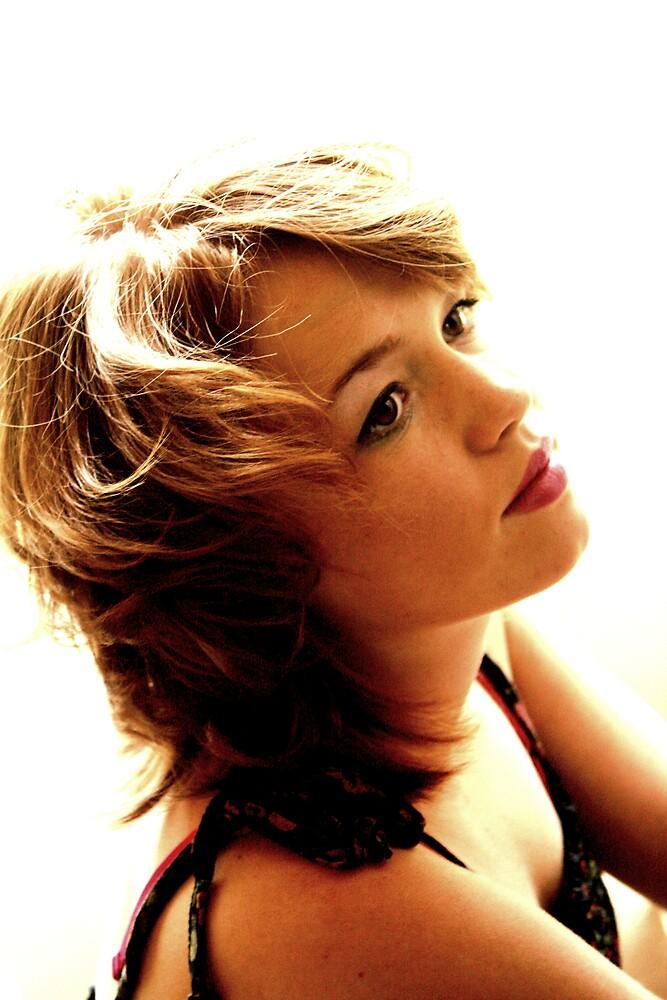 Gorgeous girl by JulesVandermaat