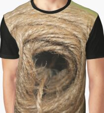 A coarse rope of natural material Graphic T-Shirt