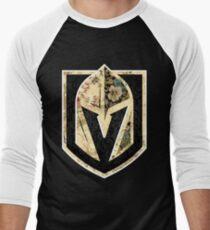 FLORALS - Golden Knights Men's Baseball ¾ T-Shirt