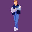 The Breakfast Club - Andrew by chickflicks