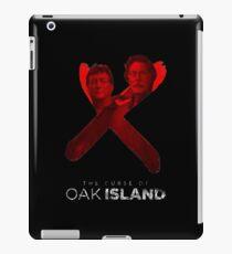 the curse of oak island  iPad Case/Skin