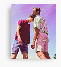 Call Me By Your Name Painting Canvas Print