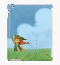 Vinilo o funda para iPad Windy Meadow