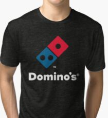 Dominos Pizza Tri-blend T-Shirt