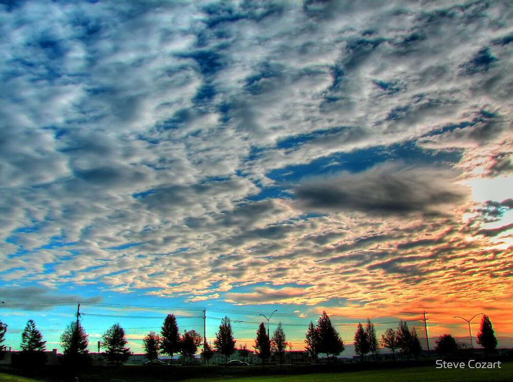 December Sky by Steve Cozart