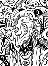 Psychedelic Philosopher  by sotuland