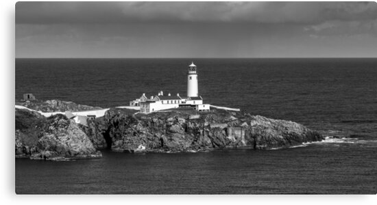 Fanad Head Lighthouse by Colin Majury