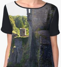 From the battlements Chiffon Top
