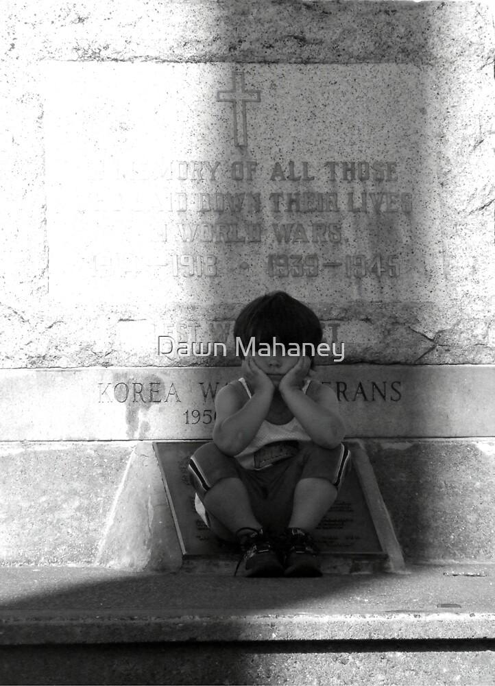 Korean War Veterans Memorial by Dawn Mahaney