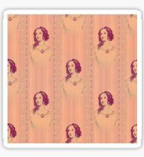 Victoria Blush Sticker