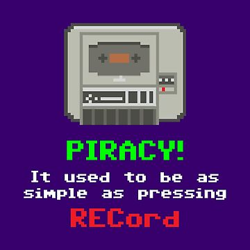 Geekdom [C64] - Piracy! by ccorkin