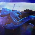 blue spirit. by sleepwalker