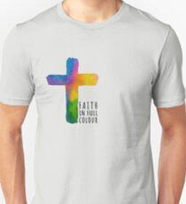 Faith in Full Colour - black Unisex T-Shirt